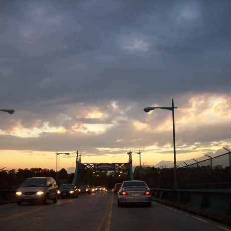 Photo of Bridge St in City Island, New York