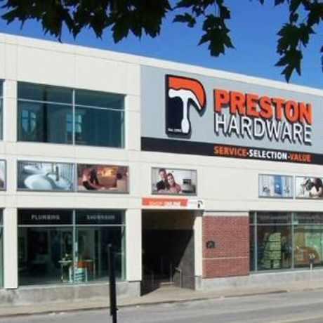 Photo of Preston Hardware in Ottawa