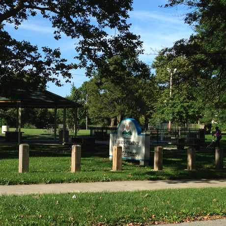 Photo of Roberto Clemente Park in Ohio City, Cleveland