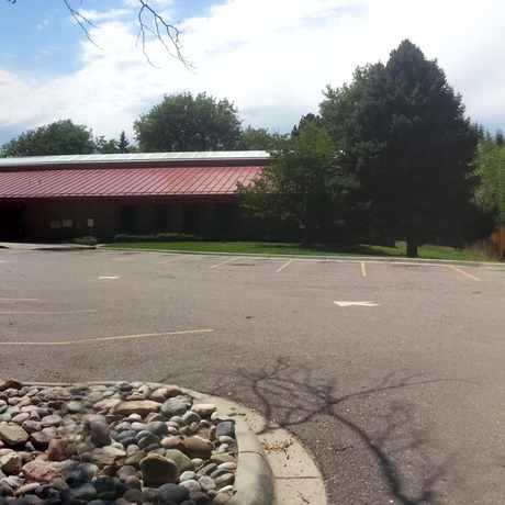 Photo of Hampden Branch Library in Hampden, Denver