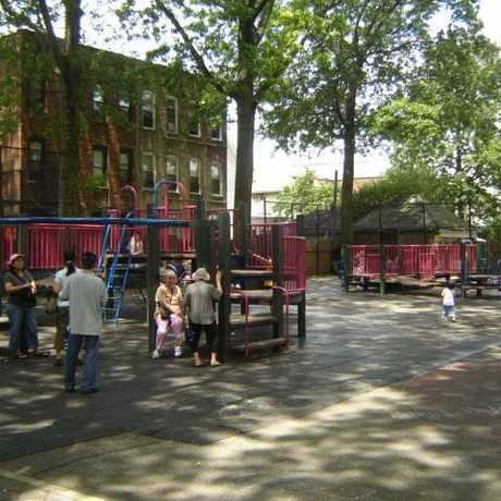 Photo of Mellett Playground in Sheepshead Bay, New York