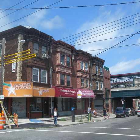 Photo of Brooklyn's Chinatowm in Sheepshead Bay, New York