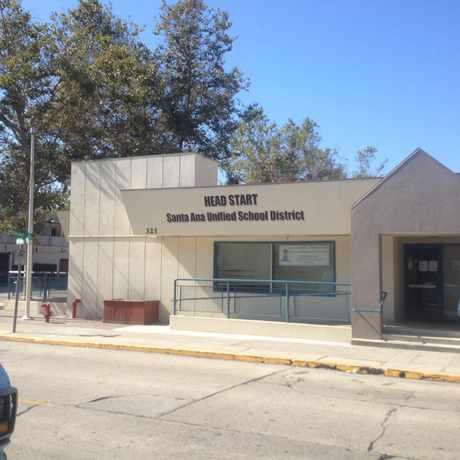 Photo of Head Start Santa Ana Unified School District in Willard, Santa Ana