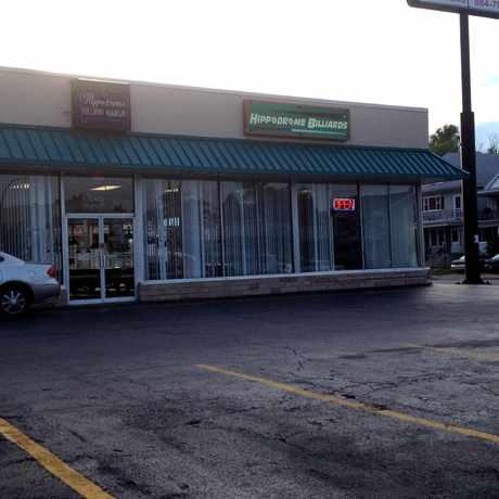 Photo of Hippodrome Billiards Inc in North Delaware, Buffalo