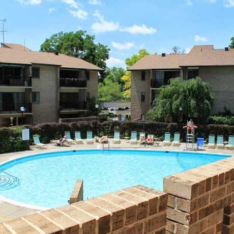 Photo of Americana Centre Condominium in Rockville