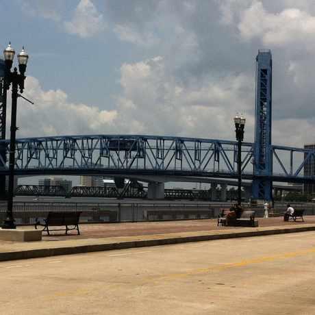 Photo of Main Street Bridge in Jacksonville