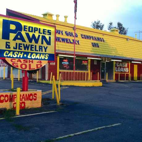 Photo of People's Pawn & Jewelry in Aurora