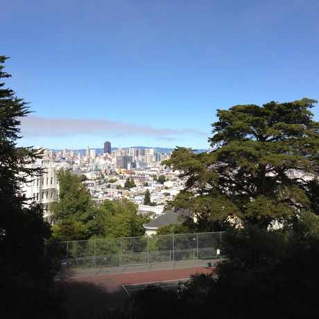 Photo of Buena Vista Park in Buena Vista, San Francisco