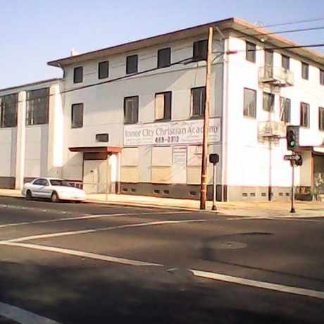 Photo of Inner City Christian Academy in Chattanooga