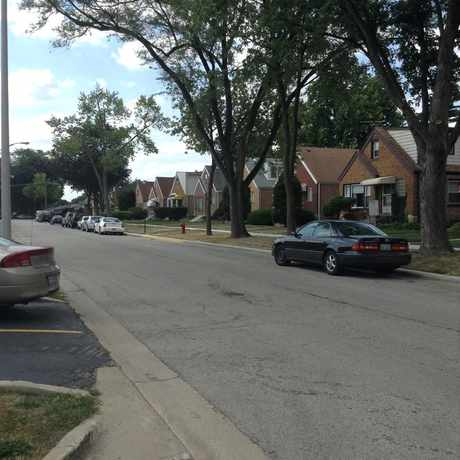 Photo of Local Neighborhood, Bellwood Illinois in Bellwood