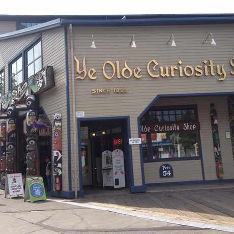 Photo of Ye Olde Curiosity Shop in Downtown, Seattle