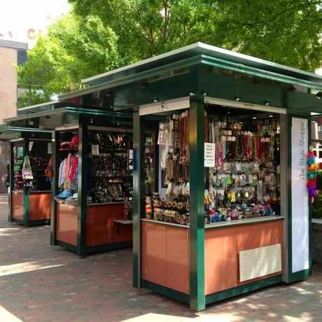 Photo of Street Shops in Atlantic Station, Atlanta