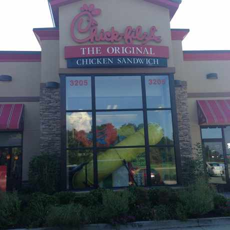 Photo of Chick-fil-A in Lafayette