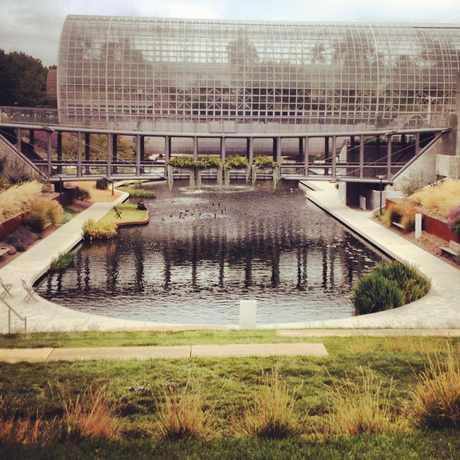 Photo of Myriad Gardens in Oklahoma City