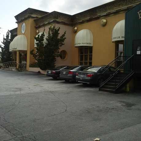 Photo of Corner Cafe in Buckhead Village, Atlanta