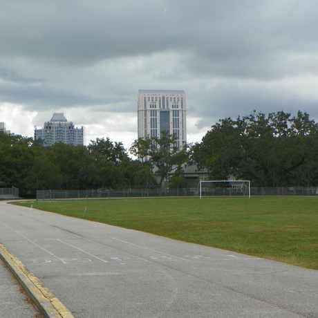 Photo of Athletic Field, East Robinson Street, Orlando, FL 32801 #Thornton Park in Thornton Park, Orlando