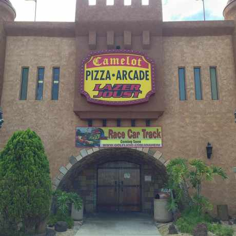 Photo of Camelot Golfland Pizza Parlor in The Canyon, Anaheim