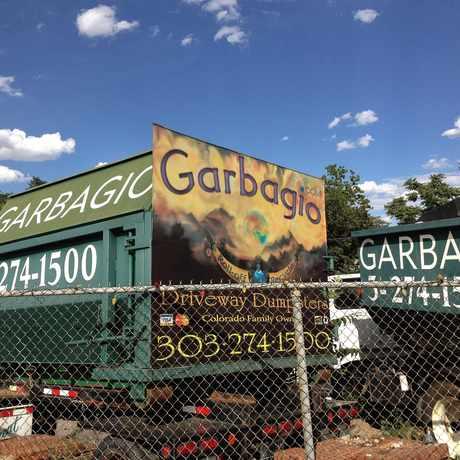 Photo of Garbagio Roll Off Dumpster Rental in Elyria Swansea, Denver