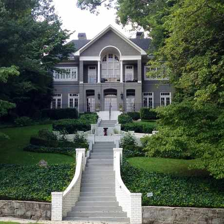Photo Of Ansley Park Historic District In Atlanta