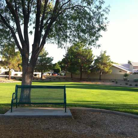 Photo of Bench in Gilbert