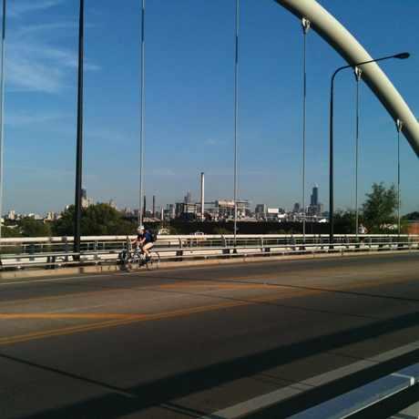 Photo of Bridge at Damen in Bucktown, Chicago