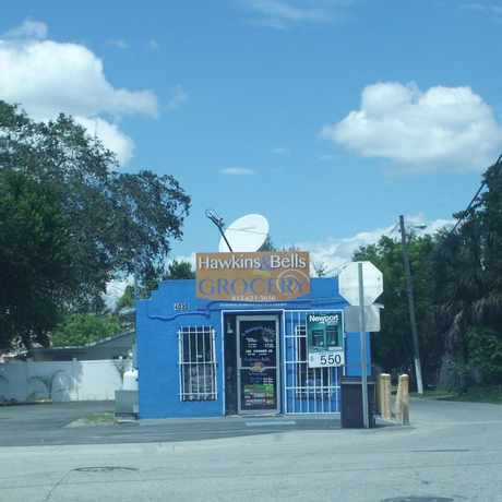 Photo of Northview Hills Neighborhood Sign in Northview Hills, Tampa