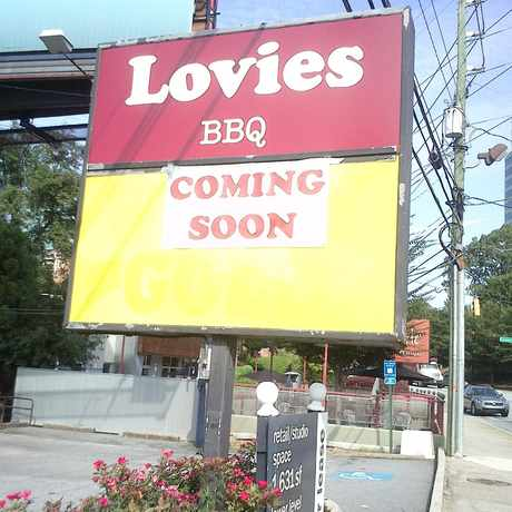 Photo of Lovies BBQ in North Buckhead, Atlanta