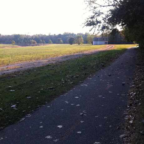 Photo of Anacostia Trail in Hyattsville