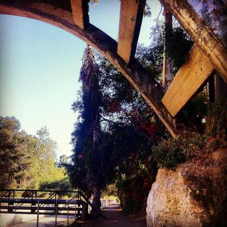 Photo of Arroyo Seco, Pasadena, Ca in Lower Arroyo, Pasadena