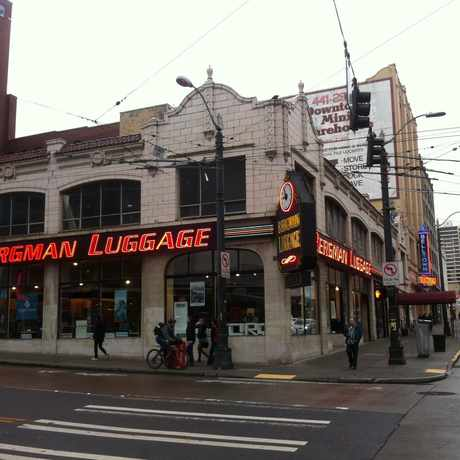 Photo of Bergman Luggage in Belltown, Seattle