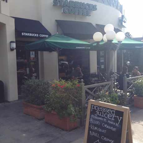 Photo of Starbucks in Brentwood, Los Angeles