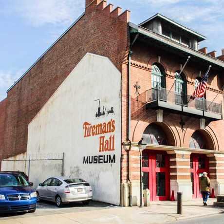 Photo of Fireman's Hall in Center City East, Philadelphia