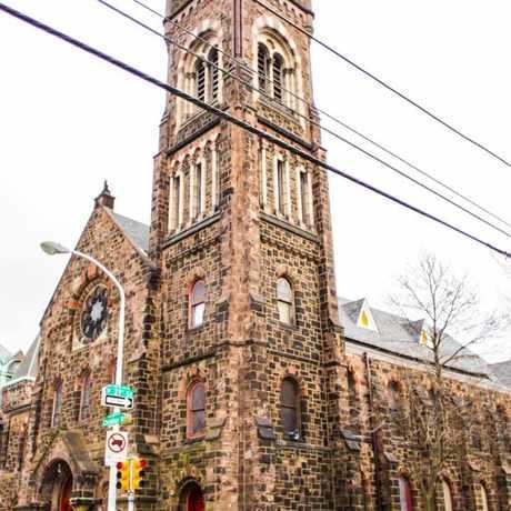 Photo of Shiloh Baptist Church in Graduate Hospital, Philadelphia