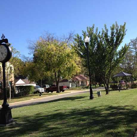 Photo of Miller Boulevard in Oklahoma City