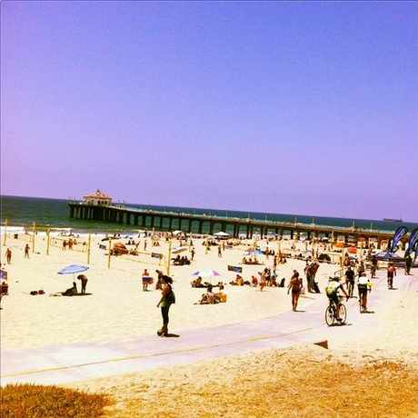 Photo of Manhattan Beach in Manhattan Beach