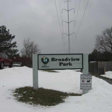Photo of Broadview Park, Woodstock, ON, Canada in Woodstock