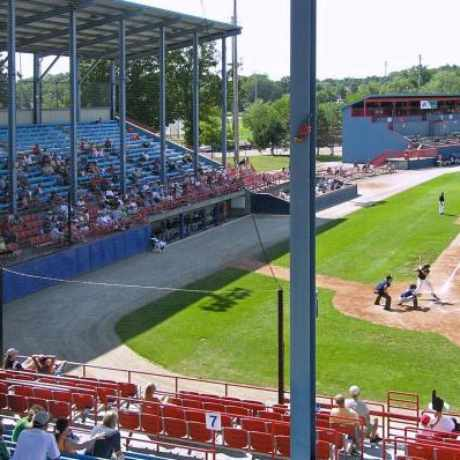 Photo of C.O. Brown Stadium in Battle Creek