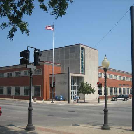 Photo of US Post Office in Burlington