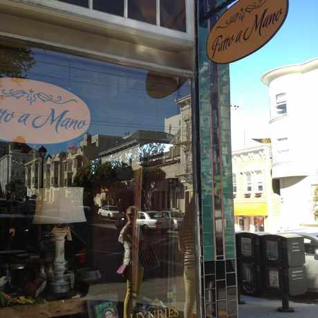 Photo of Fatto a Mano in Union Street, San Francisco