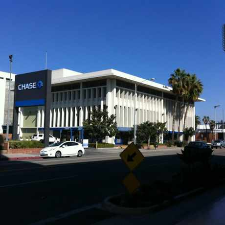 Photo of Chase Bank in Washington Culver, Culver City