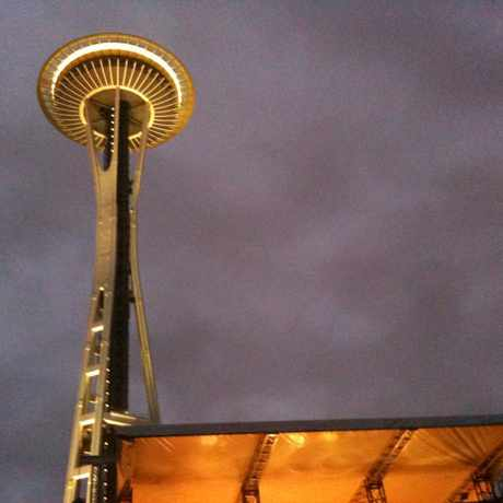 Photo of Seattle Center in Lower Queen Anne, Seattle