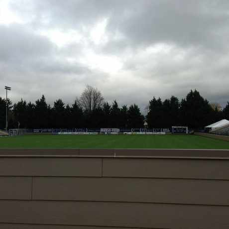 Photo of Merlo Field in University Park, Portland