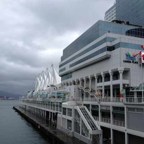Photo of Canada Place in Downtown, Vancouver