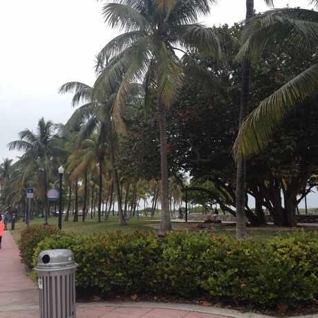Photo of Miami beach Park in Miami Beach