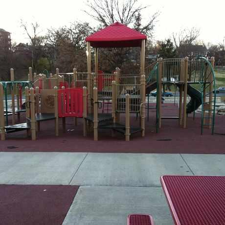 Photo of Gillham Park Playground in Kansas City