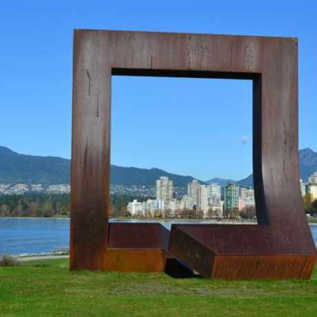 Photo of Gate to the North West Passage in Kitsilano, Vancouver