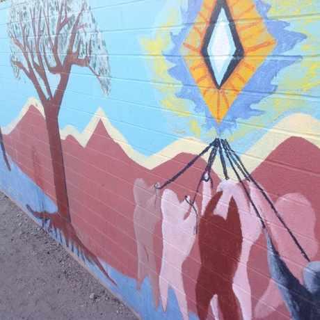 Photo of Roskruge Bilingual Magnet Middle School in West University, Tucson