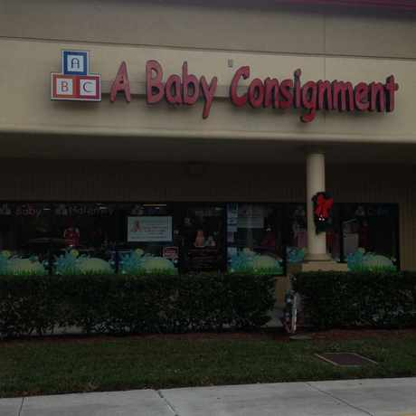 Photo of ABC A Baby Consignment, West State Road 84, Davie, FL in Davie