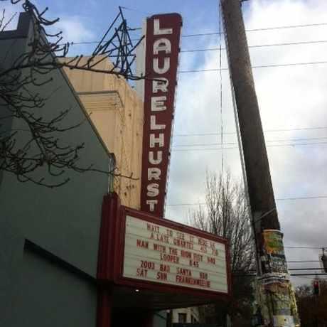Photo of Laurelhurst Theatre in Kerns, Portland