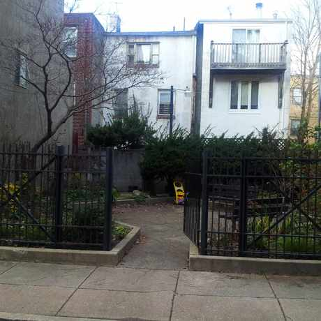 Photo of 1705 Rodman St. Park in Rittenhouse Square, Philadelphia
